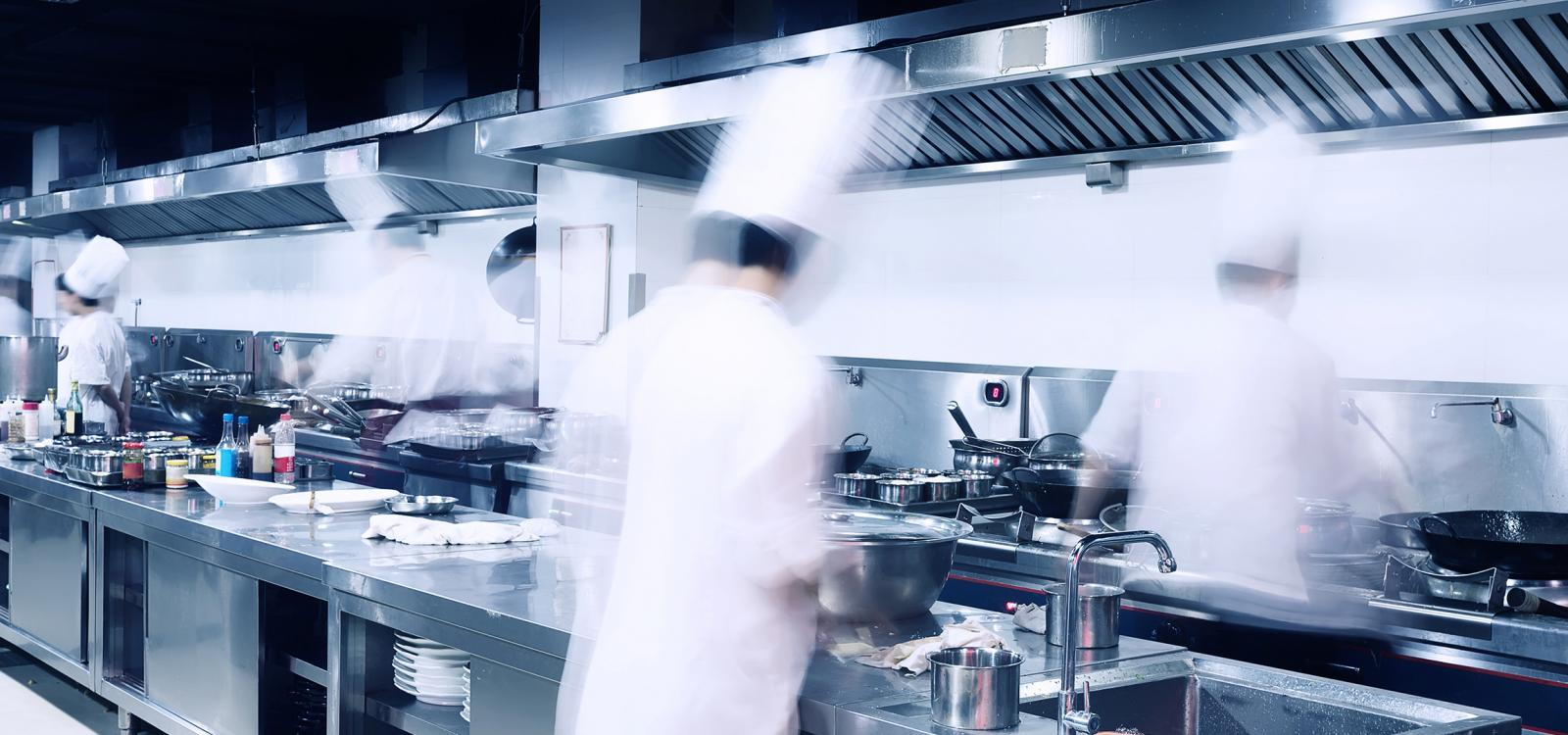 Commercial Kitchen Extraction Systems Extractor Canopy