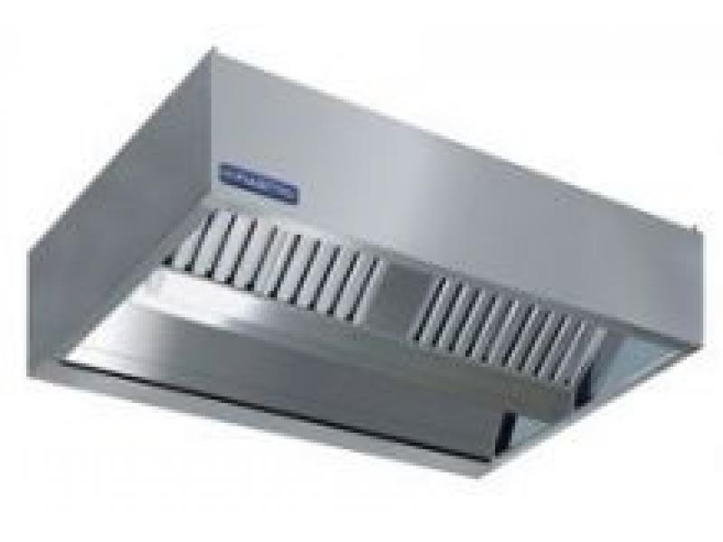 Commercial Kitchen Extraction Systems, Canopies, Fans